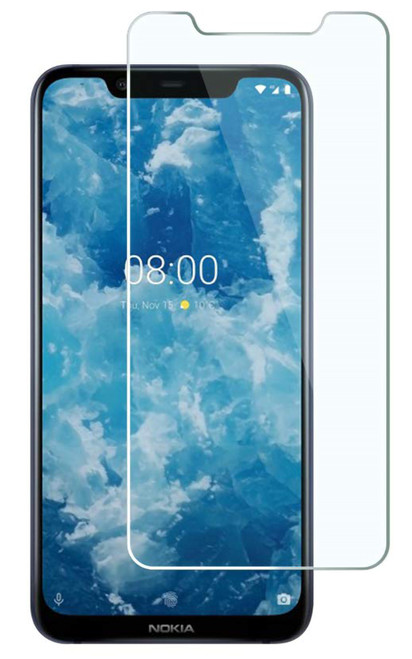 3x Clear or Matte Film Screen Protectors for Nokia 8.1