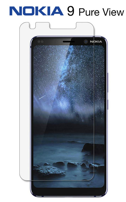 10x Clear or Matte Film Screen Protectors for Nokia 9 Pure View
