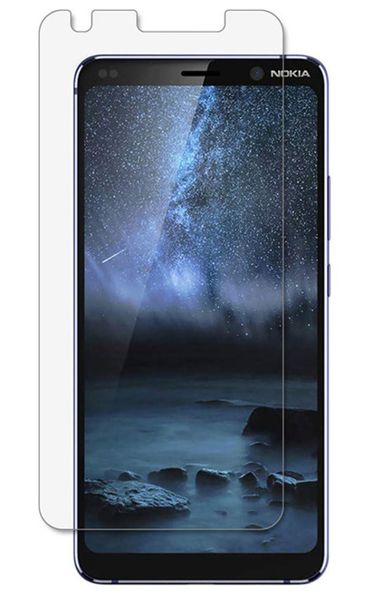 3x Clear or Matte Film Screen Protectors for Nokia 9 Pure View