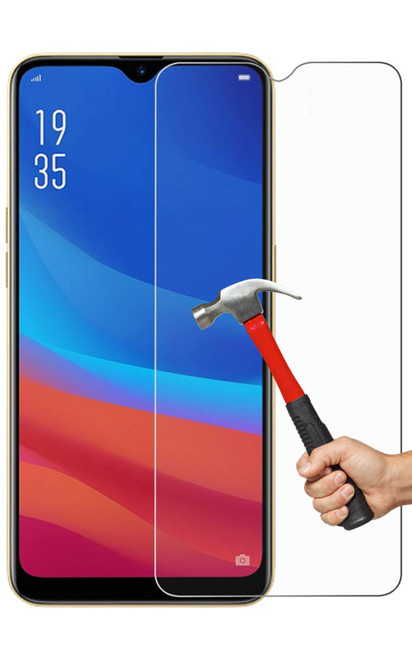 2x Premium 9H Tempered Glass Screen Protector for OPPO AX5s
