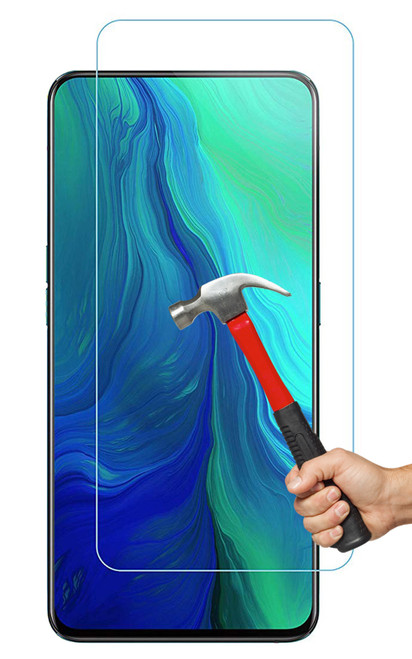 2x Premium 9H Tempered Glass Screen Protector for OPPO Reno 5G