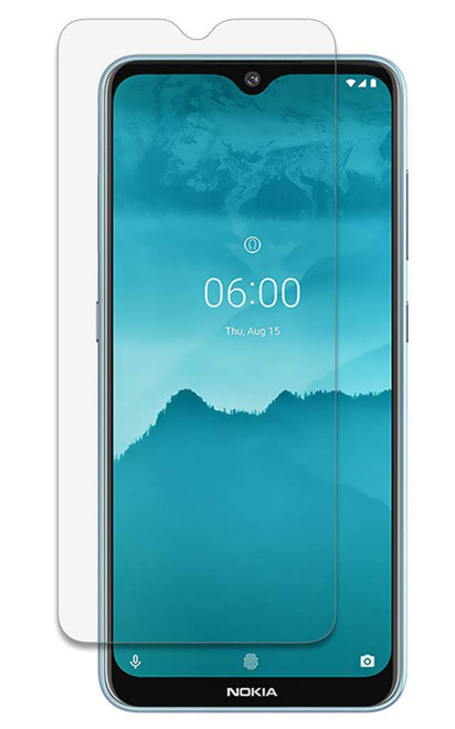 3x Clear or Matte Film Screen Protectors for Nokia 6.2