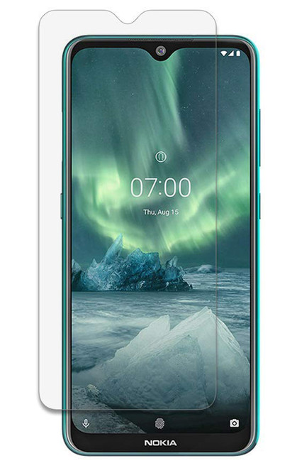 3x Clear or Matte Film Screen Protectors for Nokia 7.2