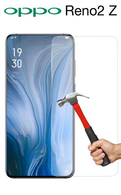 2x Premium 9H Tempered Glass Screen Protector for OPPO Reno2 Z