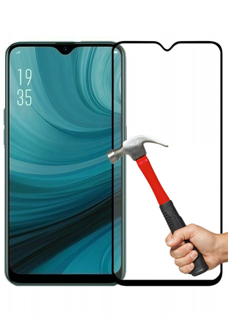 2x OPPO AX5s Premium Full Cover 9H Tempered Glass Screen Protectors