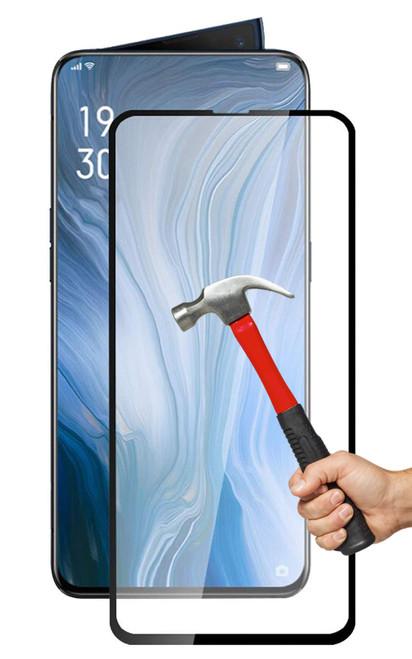 2x OPPO Reno 5G Premium Full Cover 9H Tempered Glass Screen Protectors
