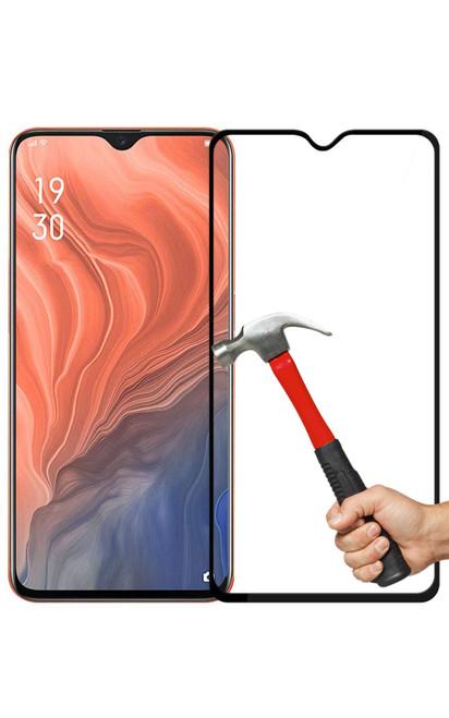 2x OPPO Reno Z Premium Full Cover 9H Tempered Glass Screen Protectors