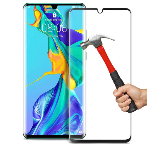 HUAWEI P30 Pro Premium Full Cover 9H Tempered Glass Screen Protectors