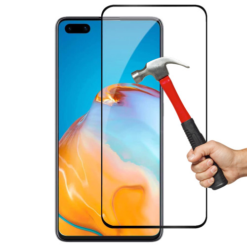 HUAWEI P40 Premium Full Cover 9H Tempered Glass Screen Protectors