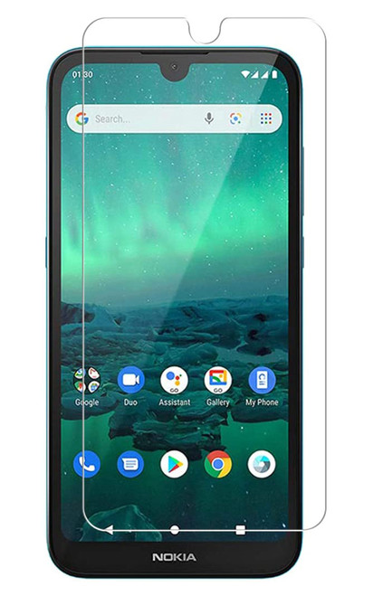 3x Clear or Matte Film Screen Protectors for Nokia 1.3
