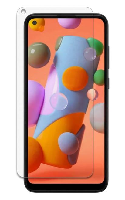 3x Clear or Matte Galaxy A21s Premium Film Screen Protectors