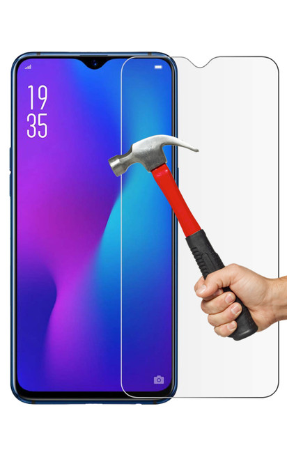 2x Vivo Y12 Premium Crystal Clear 9H Tempered Glass Screen Protectors