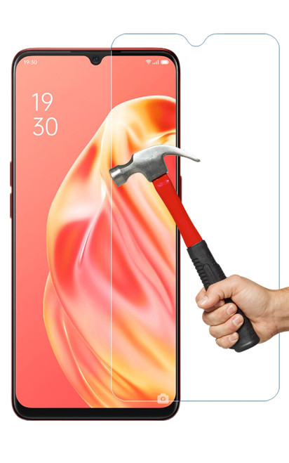 2x Vivo S1 Premium Crystal Clear 9H Tempered Glass Screen Protectors