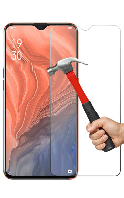 2x Realme 5 Premium Crystal Clear 9H Tempered Glass Screen Protectors