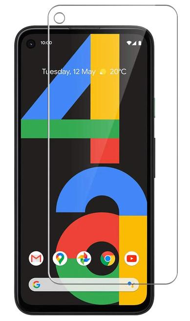 "3x Google Pixel 4a (5.8"") Ultra Clear or Anti-Glare Matte Screen Protectors"