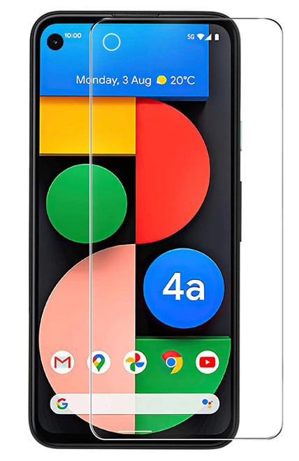 "3x Google Pixel 4a 5G (6.2"") Ultra Clear or Anti-Glare Matte Screen Protectors"