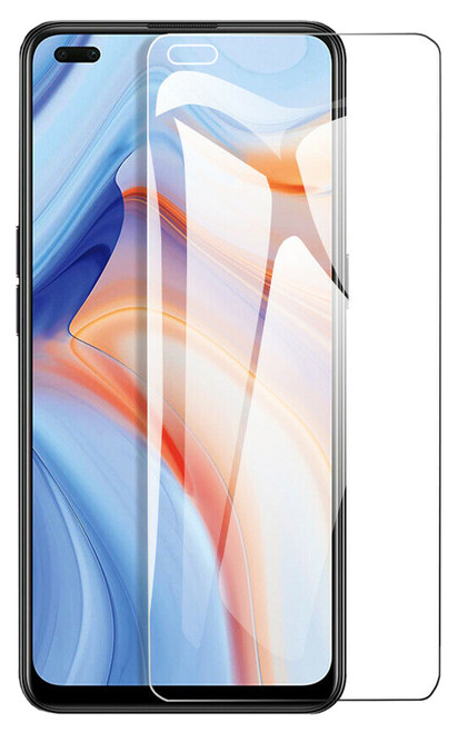 3x OPPO Reno4 5G Ultra Clear or Anti-Glare Matte Film Screen Protectors