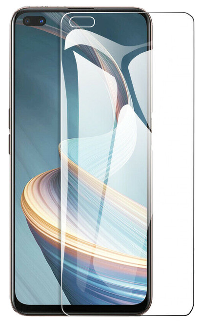 3x OPPO Reno4 Z 5G Ultra Clear or Anti-Glare Matte Film Screen Protectors