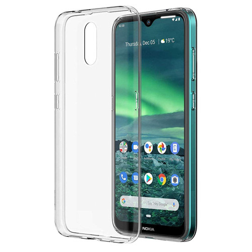Nokia 2.3 Crystal Clear Premium Soft Gel Back Case