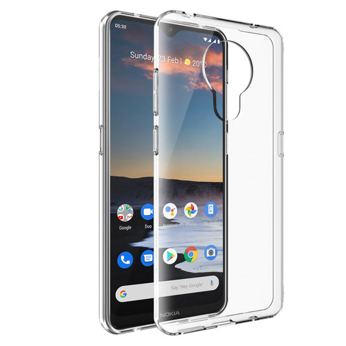 Nokia 5.3 Crystal Clear Premium Soft Gel Back Case