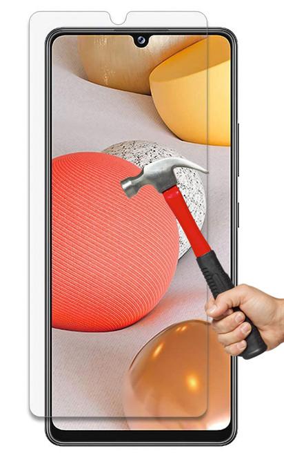 2x Galaxy A42 5G Premium 9H HD Tempered Glass Screen Protectors