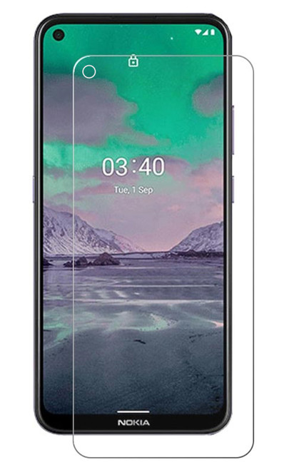 3x Clear or Matte Film Screen Protectors for Nokia 3.4