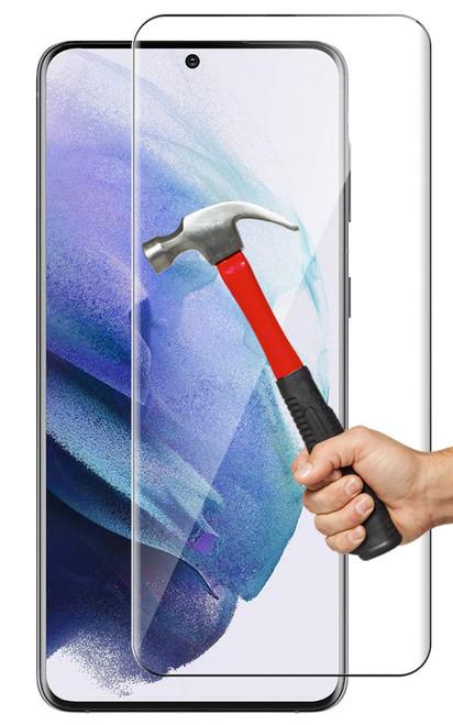 2x Galaxy S21+ 5G Premium 9H Tempered Glass Screen Protectors