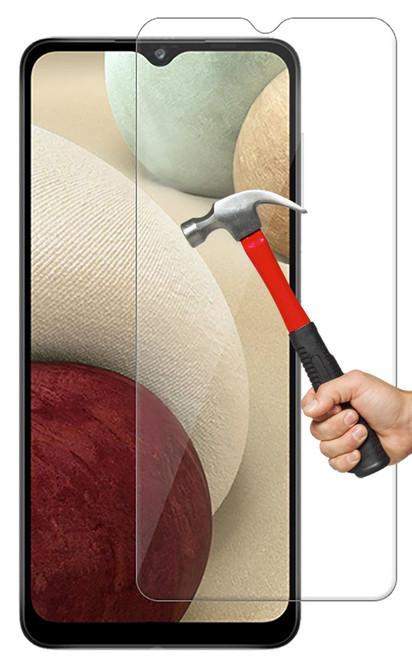 2x Galaxy A12 Premium 9H HD Tempered Glass Screen Protectors