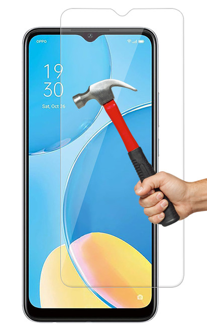 2x Premium 9H Tempered Glass Screen Protector for OPPO A15