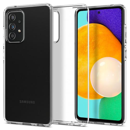 Galaxy A52 5G Crystal Clear Premium Soft Gel Back Case