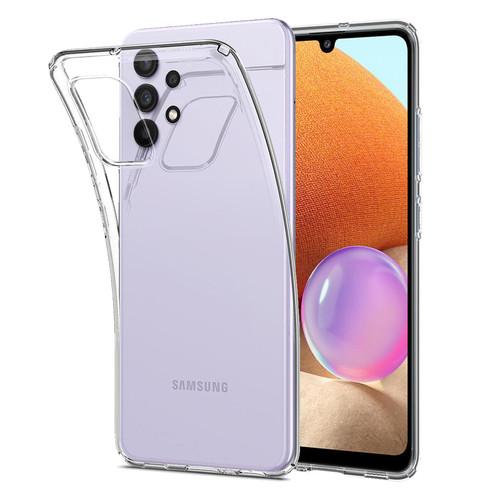 Galaxy A32 Crystal Clear Premium Soft Gel Back Case