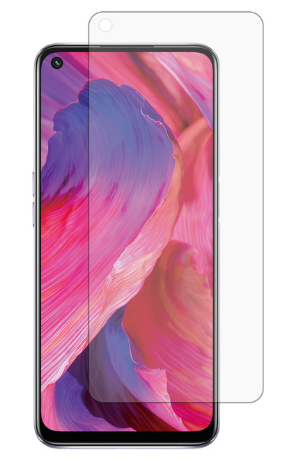 3x Clear or Matte Premium Film Screen Protectors for OPPO A74