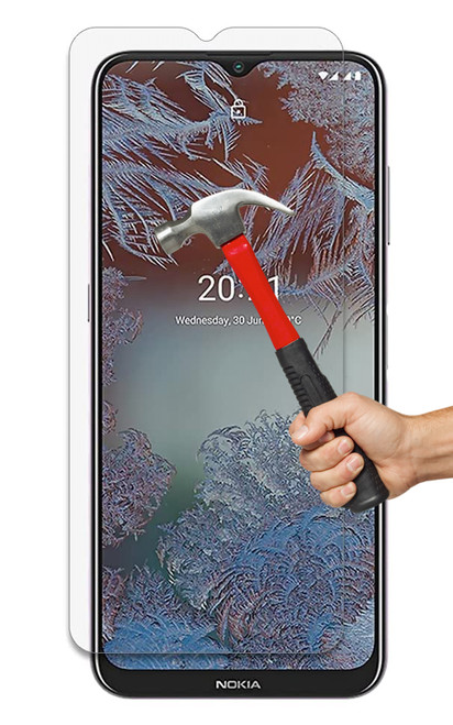 2x Premium 9H Tempered Glass Screen Protectors for Nokia G20