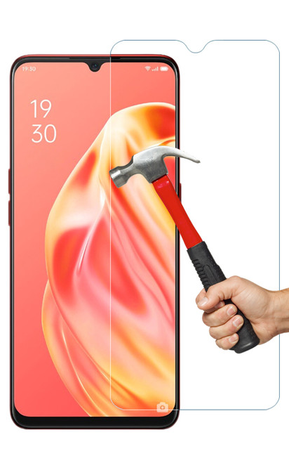 2x Realme C21 Premium Crystal Clear 9H Tempered Glass Screen Protectors