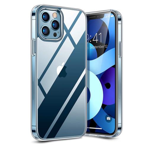 "Apple iPhone 13 Pro (6.1"") Crystal Clear Soft TPU Gel Case"