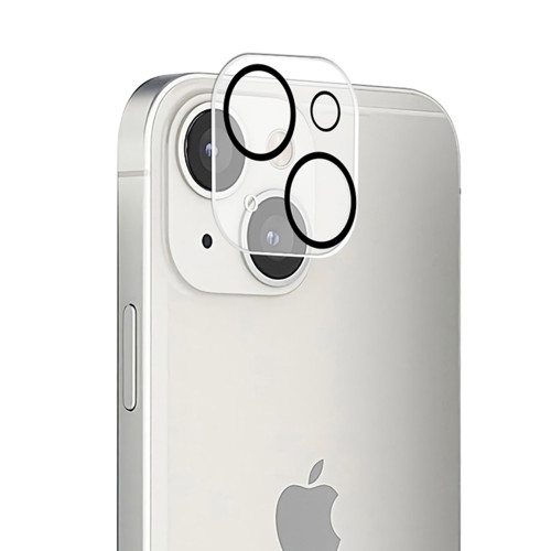 """2x Premium Full Coverage Camera Lens Tempered Glass for Apple iPhone 13 (6.1"""")"""