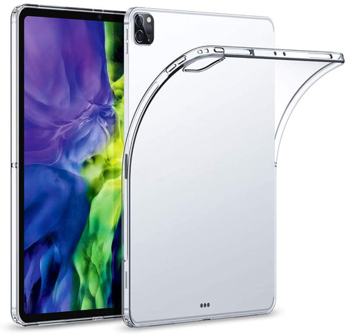 """Crystal Clear Soft TPU Gel Back Case for Apple iPad Pro 11"""" (2021)"""