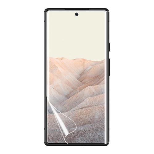 "3x Google Pixel 6 (6.4"") Premium Hydrogel Full Cover Clear Screen Protectors"