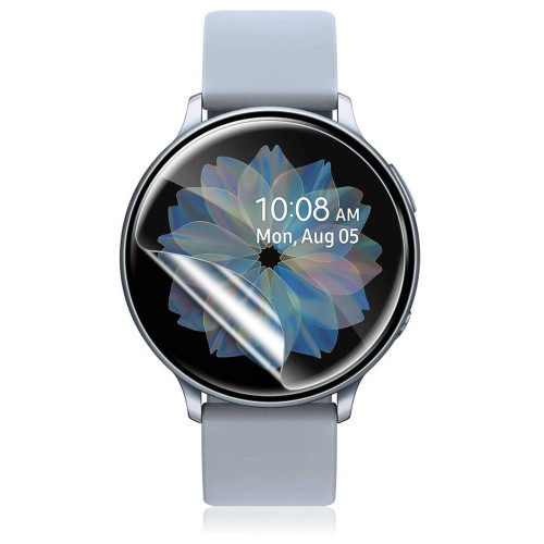 3x Samsung Galaxy Watch4 (44 mm) Premium Ultra Clear Film Screen Protectors