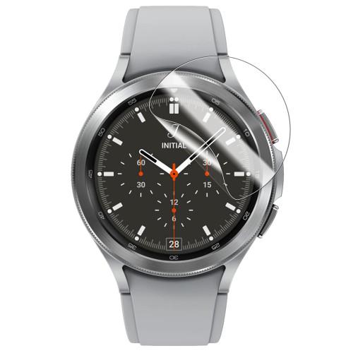3x Samsung Galaxy Watch4 Classic (46 mm) Premium Ultra Clear Film Screen Protectors