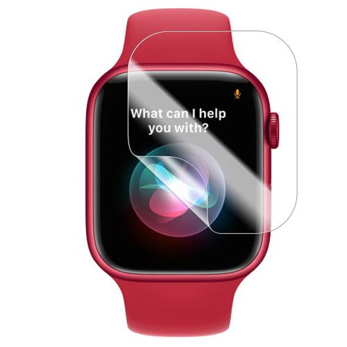 3x Apple Watch Series 7 (41 mm) Premium Ultra Clear Film Screen Protectors