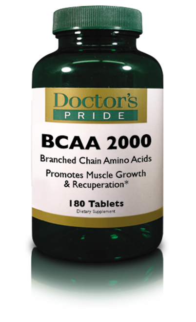 BCAA TABLETS - BRANCHED CHAIN AMINO ACIDS. (AB6510D)