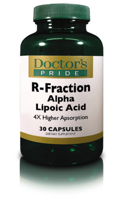 ALPHA LIPOIC ACID R-FRACTION 300 MG WITH BIOTIN. (AB7360D)
