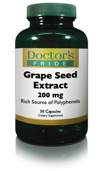 GRAPE SEED EXTRACT 100 MG. (A8560D)
