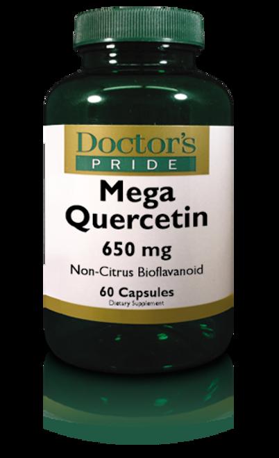 Quercetin 650 MG Mega Potency