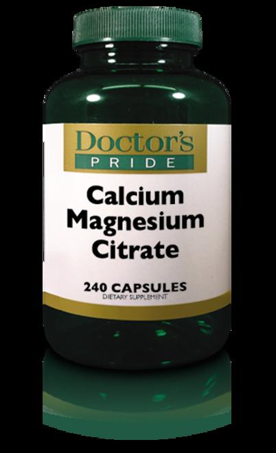 Calcium Plus Magnesium Citrate (9663D)