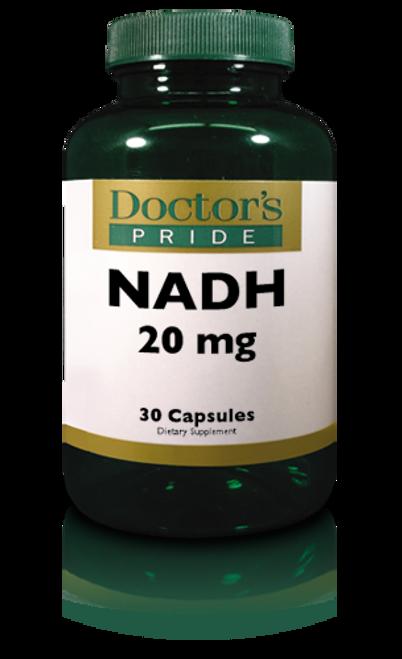 NADH 20 MG (coenzyme B-3) (AB7060D)