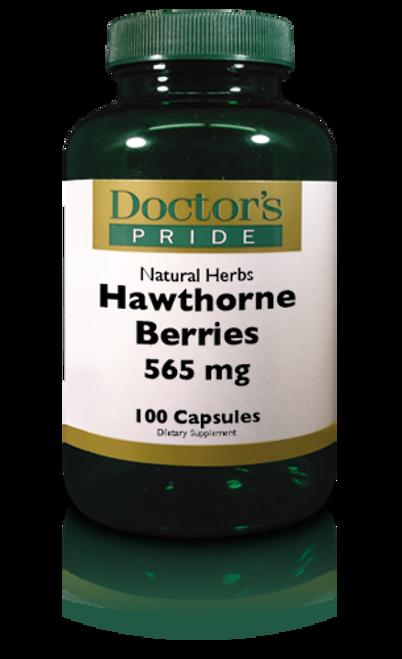 HAWTHORNE BERRIES 565 MG. (NC2018)