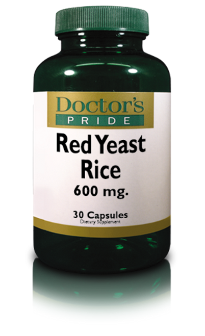 Red Yeast Rice 600 MG (AB1081D)
