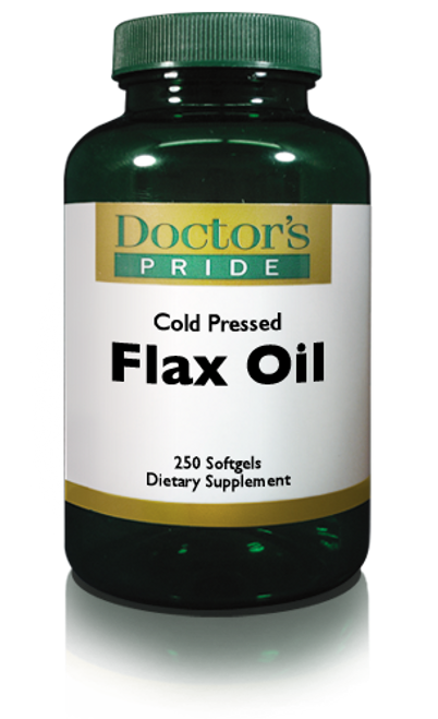 FLAX SEED OIL 1000 MG. (9653D)